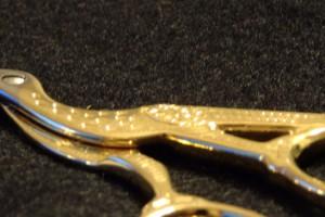stork scissors wide