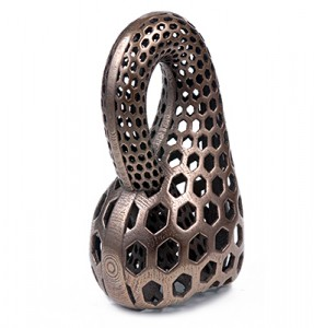 """Klein Bottle"" Bathsheba Grossman"